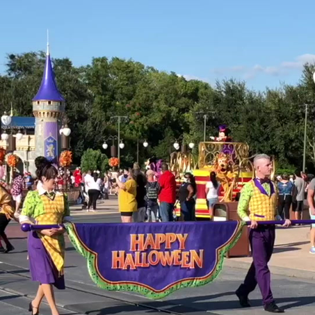 VIDEO: The Boo To You Parade Covid-19 Version