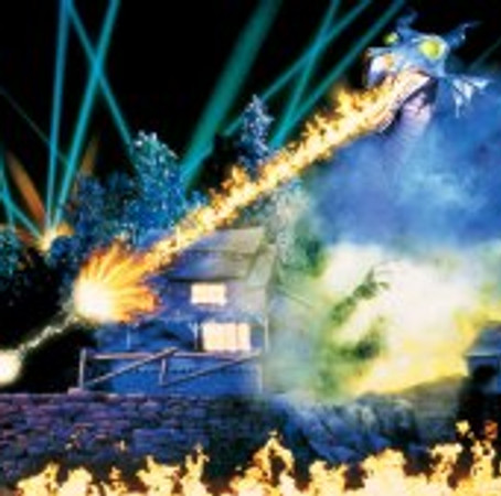The Music of Fantasmic!