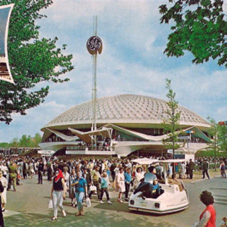 The Music of the Carousel of Progress
