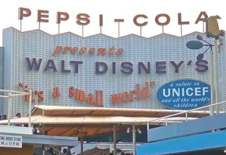The Music of 'it's a small world'