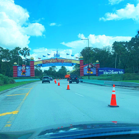 Work Begins On WDW Entrance