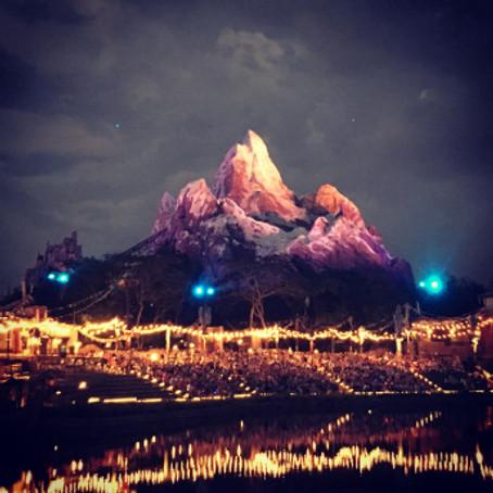 The Music of Disney's Animal Kingdom at Night