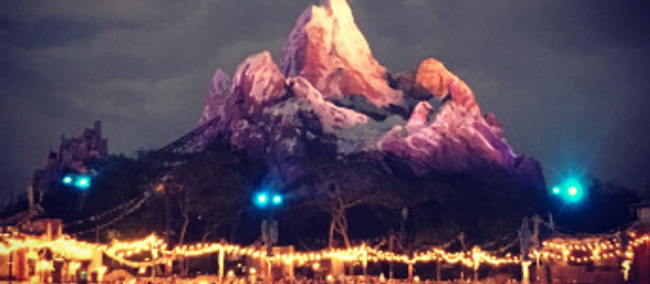The Music of Disney's Animal Kingdom at Night