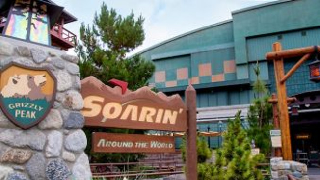 The Music of Soarin'