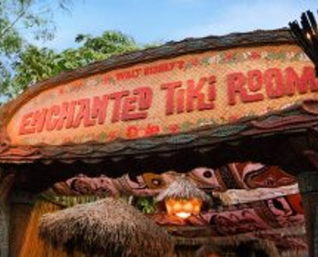 The Music of Walt Disney's Enchanted Tiki Room