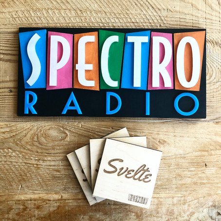 3D Artist Brings Spectro Logo to Life