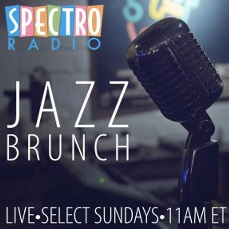 Spectro Cooks Up Jazz Brunch!