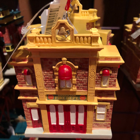 Disney Parks Christmas Ornaments!