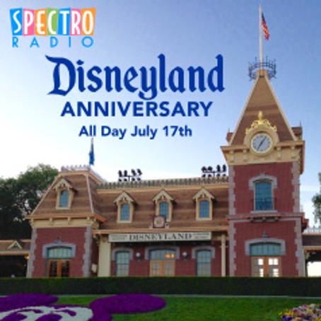 Spectro to Celebrate Disneyland Anniversary!