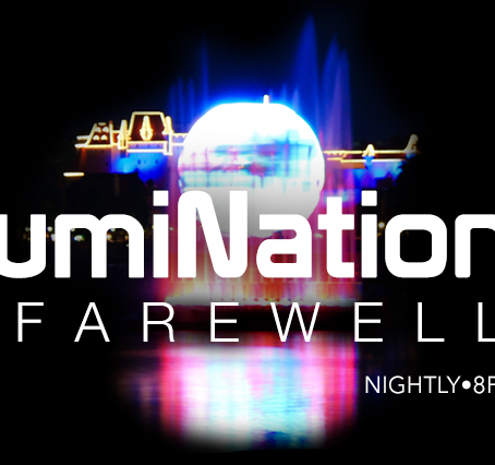 Announcing IllumiNations Farewell