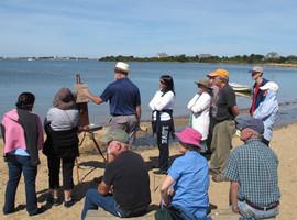 Block Island Plein Air Workshop
