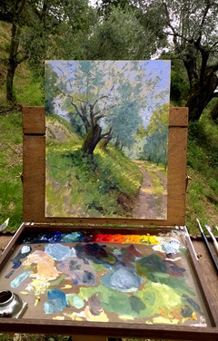 Italy Plein Air Workshop