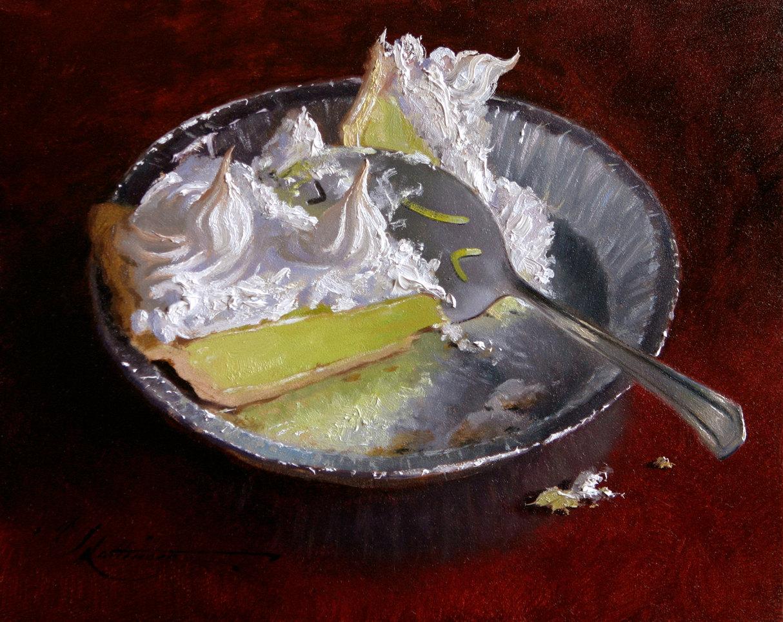 Last Piece of Lemon Merengue