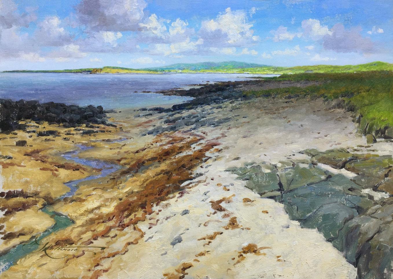 Scraggy Shore of Ballyconneely (Ireland)