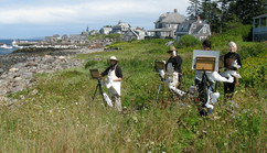 Monhegan Island Plein Air Workshop