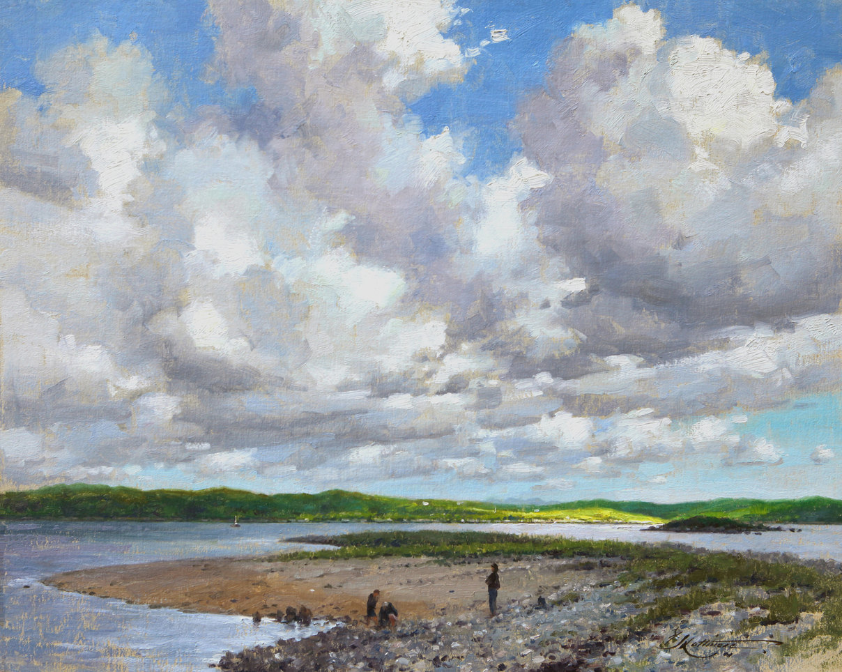 Shores of Galway (Ireland)