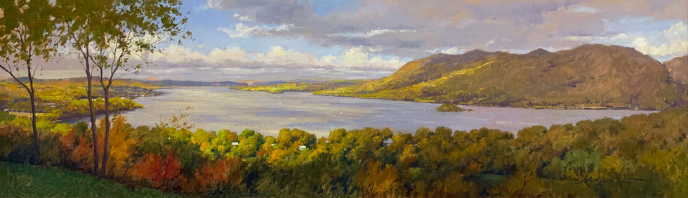 Fall in the Hudson Highlands
