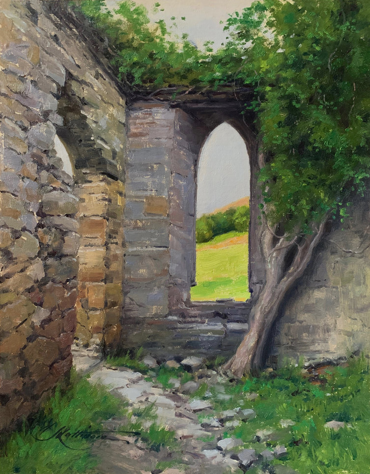 Connemarra Ruins (Ireland)