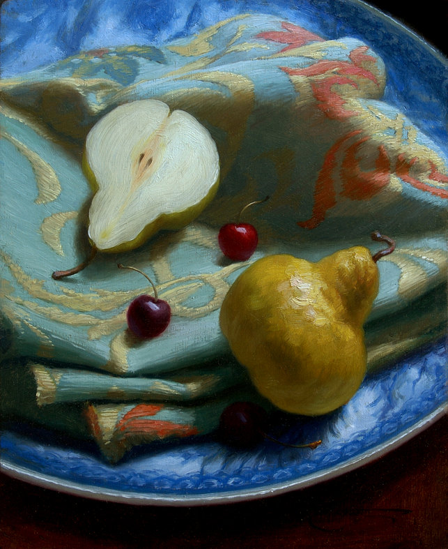 Tapestry Pears