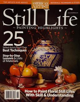 American Artist Magazine, Still Life Edition