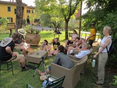 Italy Plein Air Workshop