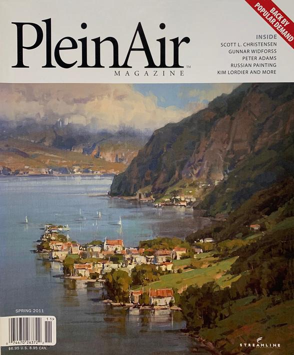 Plein Air Magazine