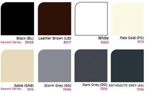 PVCu fascia boards
