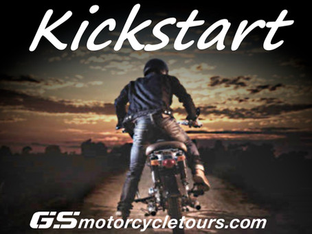 Kickstart with GS Motorcycle Tours