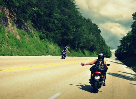 Motorcycle Nod or Wave: the facts