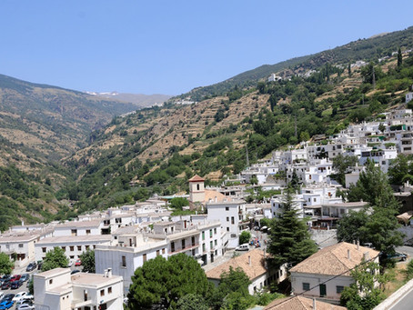 Discover the Alpujarras