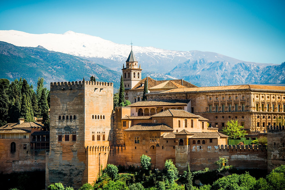 Andalucia, Spain - Stunning motorcycle touring with GS Motorcycle Tours