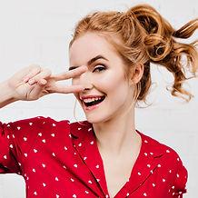 Pretty Ginger Girl