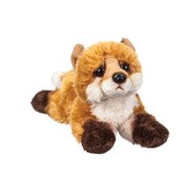 """Fox 8"""" Bean Bag Plush Toy"""