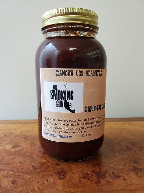 The Smoking Gun - Bar-B-Que Sauce