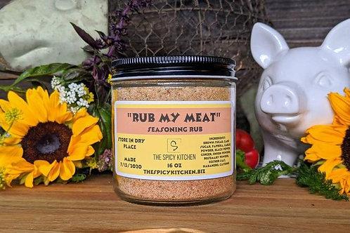 Rub My Meat - Seasoning Rub