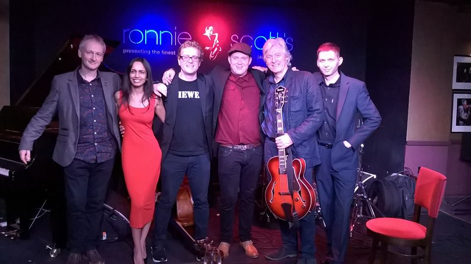 Ronnie Scott's Club, London