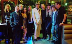 Jazzgir, Canary Wharf, London