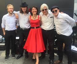 Kate Daniels and her Quartet