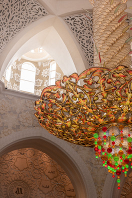 A ROYAL CHANDELIER
