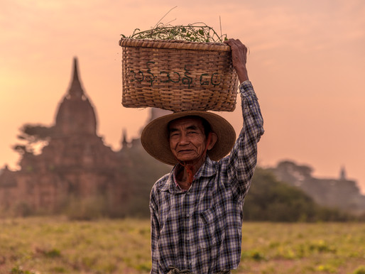 Ancient stories of Myanmar