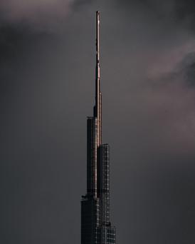 TOP OF THE STEEL