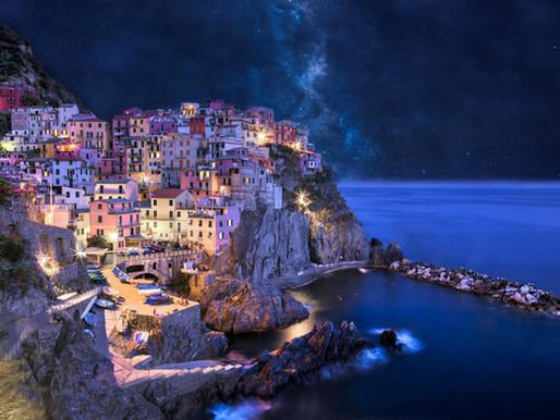 Fairy Tales of the Cinque Terre