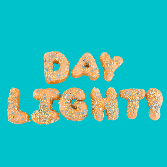 DAYLIGHT Letter Donuts - Square.png