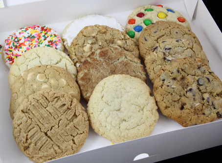 Life is Sweet - and the cookies are SWEETER!