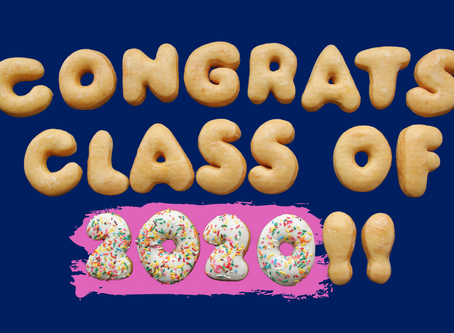 Celebrate with Letter Donuts!