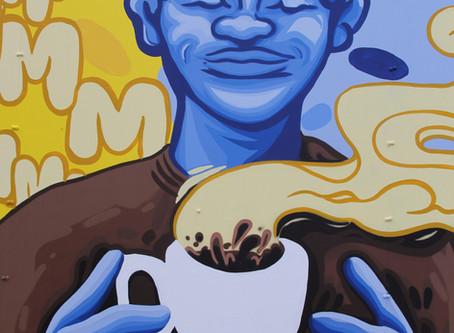 Lansing Mural Artist - JT Daniels