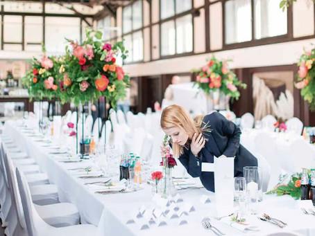 La persona a la que más agradecerás después de tu boda: Tu Wedding Planner.