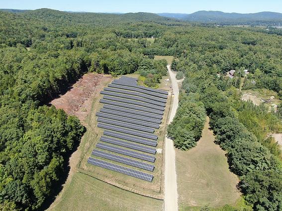 Colchester School District and Town of Castleton Benefit From the Latest Green Lantern Solar Array