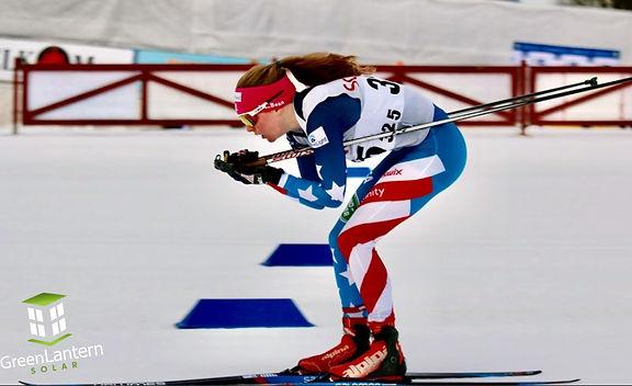 VT's Ava Thurston Heads to Junior World Nordic Championships in Finland