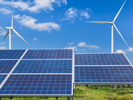The Legislative & Policy Balancing Act in the Booming Renewable Energy Industry